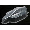 Associated RC8/RC8RS Clear Body With Paint Masks-Requires Painting