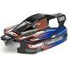 Associated RC8RS Painted Body, Black