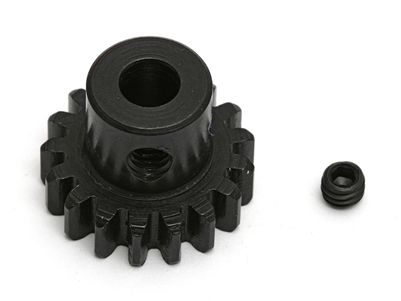 Associated 17T Mod 1 Pinion Gear for 5mm Shaft Motors