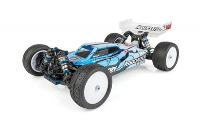 Associated RC10B74 4wd 1/10th Racing Buggy Kit