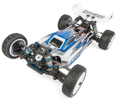 Associated RC10B74.1 4wd 1/10th Racing Buggy Kit