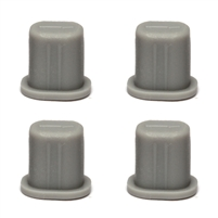 Associated RC10B5/RC10B5M Team Arm Mount Inserts (D)