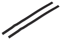 Associated RC10B6/RC10B74 Adhesive Hook and Loop Strips, 8x200mm (2)