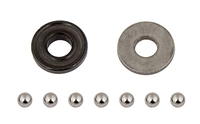 Associated RC10B6.2 Grooved Diff Thrust Bearing