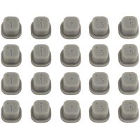 Associated B5/B6/B64 Arm Mount Inserts (20)