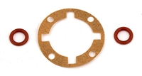 Associated B64 Gear Diff Gasket and O-rings
