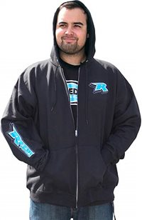 Associated Reedy 3d Zip Hoodie-Black, Large