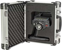 ATGear Airtronics M11 Transmitter Case, Hard Side Aluminum