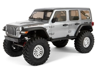 Axial SCX10 III Jeep JL Wrangler 4WD Rock Crawler Kit with Portal Axles