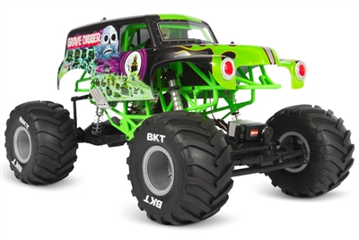 Axial SMT10 Grave Digger Monster Truck RTR