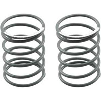 Axial SCX10 Shock Springs, Soft White, 4.32 Lbs, 20mm (2)