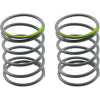 Axial SCX10 Shock Springs, Medium Green, 5.44 Lbs, 20mm (2)