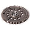 Axial Steel Spur Gear, 32p 56t