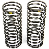 Axial Yeti XL Shock Springs-23 x 70mm, 7.9 lbs/inch-yellow (2)