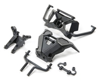 Axial Yeti Jr. Can-Am Maverick Bumper and Body Mounts