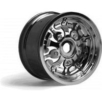 Axial Axial Signature Truck Rims For 17mm Hubs, Chrome