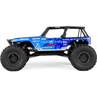 Axial Wraith Jeep Wrangler Poison Spyder RTR Rock Racer 4wd