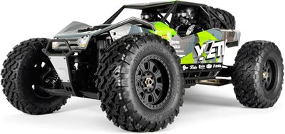 Axial Yeti XL Kit 1/8 4wd Rock Racer Buggy