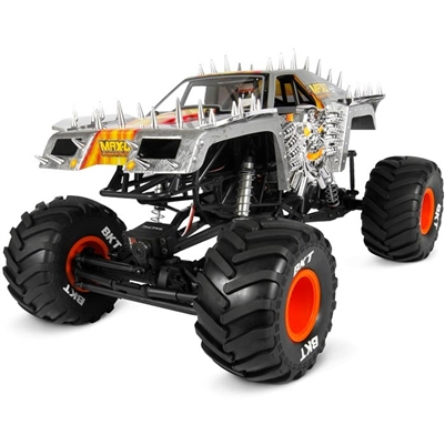 Axial SMT-10 Max-D Monster Jam Truck 1/10th Scale Electric 4wd – RTR