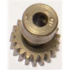 Corally Pinion Gear-48p, 19t Hardened