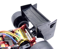 CRC WTF-1 Adjustable Dual Element Rear Wing