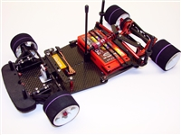CRC CK25 1/12th On-Road Racing Pan Car Kit