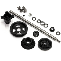 CRC Fenix 200mm Pan Car Gear Diff for WGT and WGT-R, 92T 64P