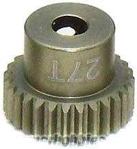CRC Gold Standard 64 Pitch Pinion Gear, 27 Tooth