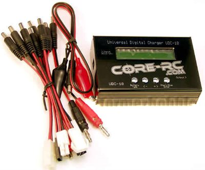 Core R/C 10 Battery Charger