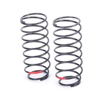 Core RC Big Bore Shock Springs, Med. Red 3.1 (2)