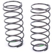 Core RC Big Bore Shock Springs, Med. Green 3.4 (2)