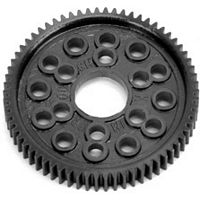 Core RC Spur Gear, 66T 48P for Supastox Atom