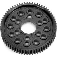 Core RC Spur Gear, 72T 48P for Supastox Atom