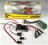 Castle Creations Mamba Micro X Waterproof 1/18th ESC with 4100Kv motor