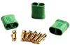 Castle Creations 4mm Polarized Bullet Connectors-Male (3)
