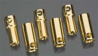 Castle Creations 5.5mm Bullet Connector Set (3)