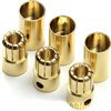 Castle Creations 8mm Bullet Connector Set (3)