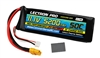 Common Sense RC 5200mAh 11.1v 3s Lipo Battery Pack with XT60/TRX connector