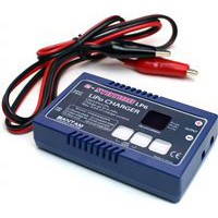 Common Sense RC Bantam Lp6 Lipo Battery Charger