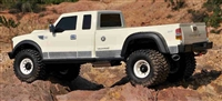 Cross RC PG4L 1/10th 4x4 2-speed Dually Crawler Pickup Truck