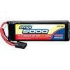 Duratrax 5000mAh 25c 11.1v Lipo Battery With Traxxas Plug, Soft Case