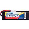 Duratrax Onyx 3000mAh Nimh 6-Cell 7.2v Stick Battery Pack-Tamiya Plug