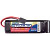 Duratrax 4200mAh 7-Cell 8.4v Battery Pack, Flat with Traxxas HC Conn