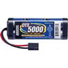 Duratrax 5000mAh 9.6v Nimh Hump Battery Pack With TRX Hc Connector