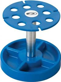 Duratrax Deluxe Shock Stand, Blue