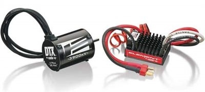 Duratrax Element 3900kv Brushless ESC and Motor Combo Package