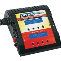 Duratrax Onyx 255 AC/DC Dual Balancing Charger for Lipo/NiMH