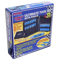 Duratrax 15 Piece Ultimate Tool Set With Pouch
