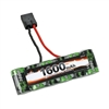 Dynamite 1600mAh Nimh 6-Cell Battery Pack-7.2v For 1/16th Traxxas