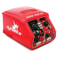 Dynamite Prophet Sport Duo 50W x 2 AC Battery Charger